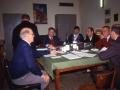 1988 - Il Gruppo di Studio ascolta il prof. Marcel Locquin