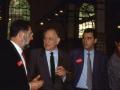1988 - V Esposizione Micologica Città di Padova. Il Prefetto dott. Carlo Lessona