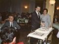 Anni '80 - Presidente e Segretaria